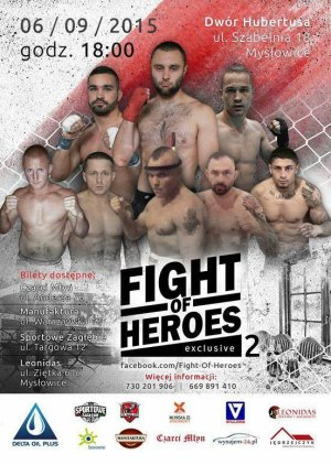 FIGHT OF HEROES 2