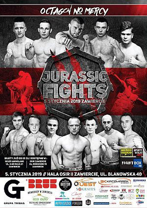 OCTAGON: JURRASIC FIGHST II